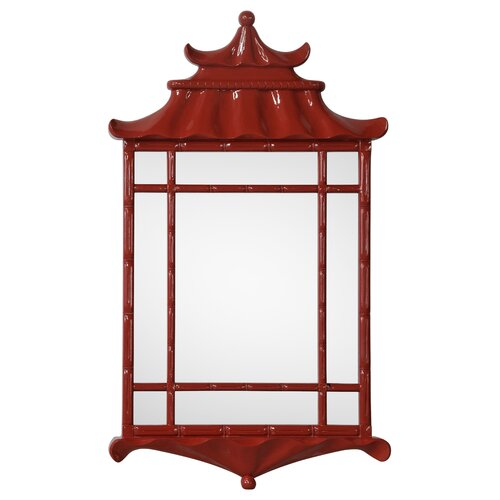 Bunny Williams for Mirror Image Home Pagoda Mirror