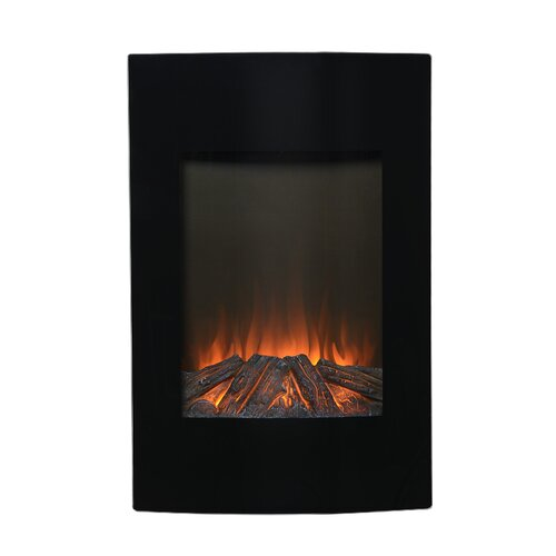 Homestar Flamelux 35 Quot High Wall Mount Electric Fireplace