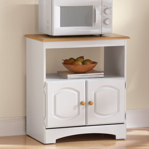 Country dining room table - Homestar Microwave Table