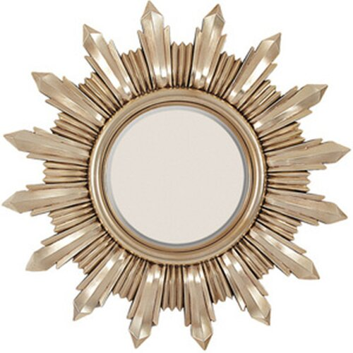 Alpine Art and Mirror Sun Burst Wall Mirror