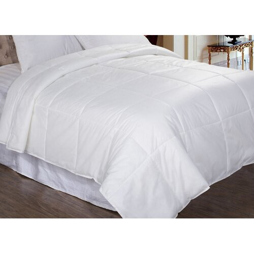 Bed Bug & Dust Mite Control Water Resistant Down Alternative Polypropylene Comforter