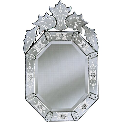 Venetian Gems Olivia Medium Wall Mirror