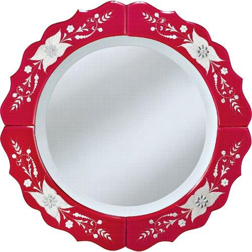 Venetian Gems Lilly Venetian Mirror