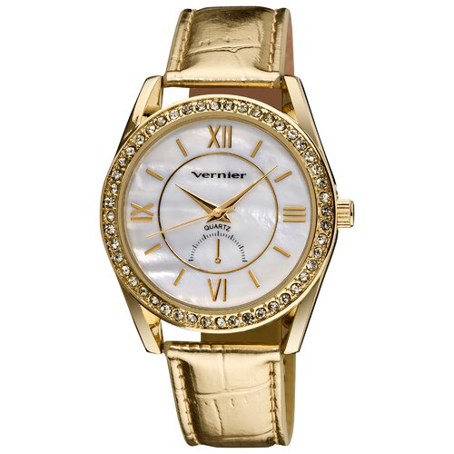 Women's Mother of Pearl Dial Watch