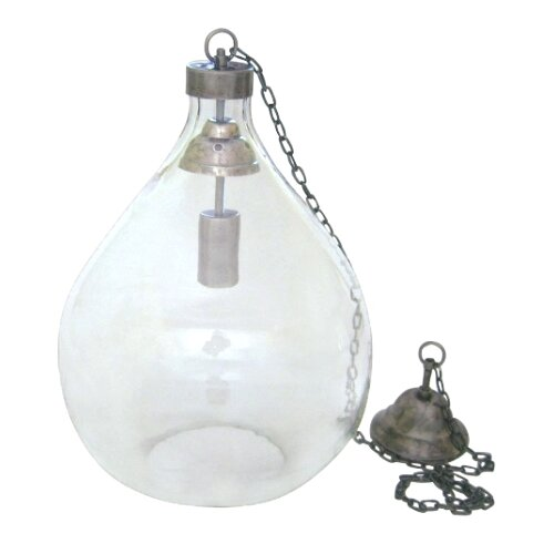 Demijohn 1 Light Mini Pendant