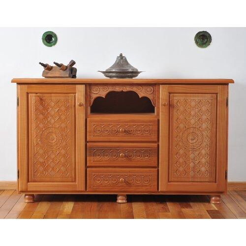 Samarkand 3 Drawer Cabinet