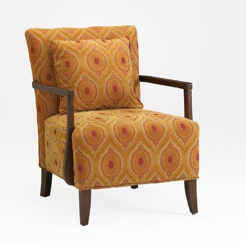 Dante Chenille Arm Chair