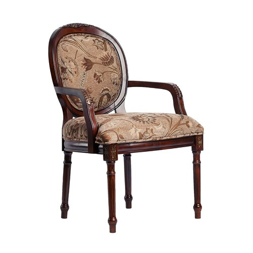 Comfort Pointe Belmont Chenille Arm Chair