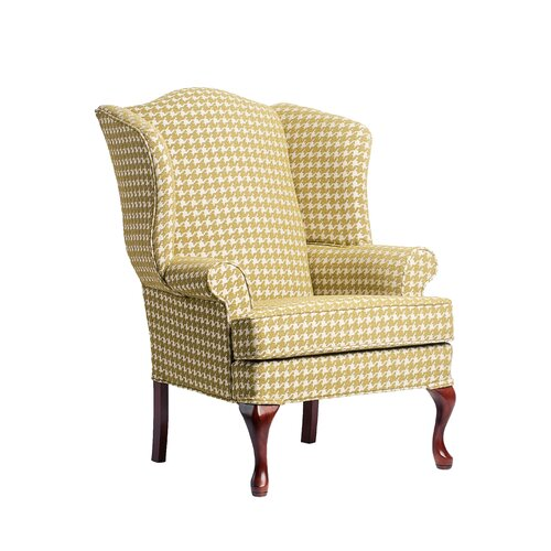 Leroux Wing Back Arm Chair