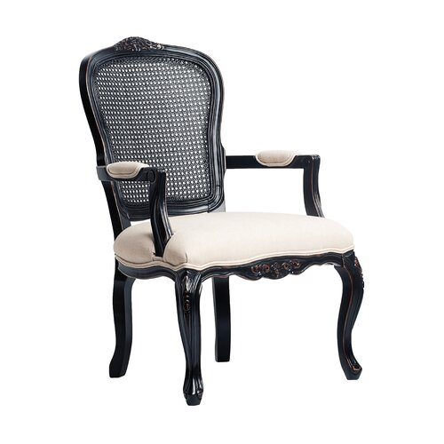 Cane Chairs Designs : Comfort Pointe Anna Cane Back Arm Chair & Reviews  Wayfair