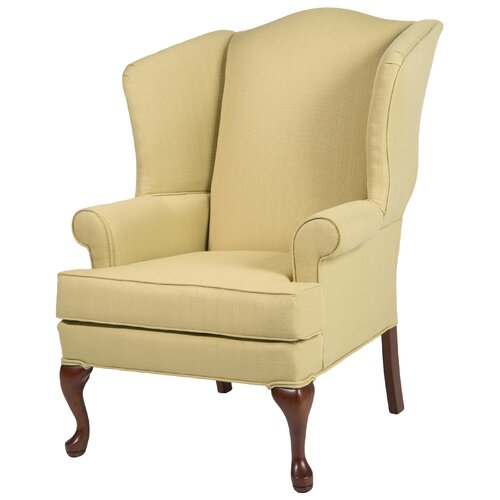 Comfort Pointe Erin Wing Back Chair & Reviews  Wayfair