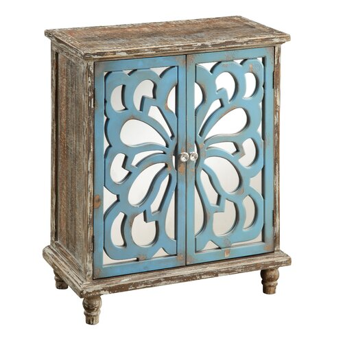 Coast to Coast Imports LLC Champlain 2 Door Accent Chest