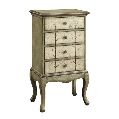 Coast to Coast Imports LLC 4 Drawer Accent Chest