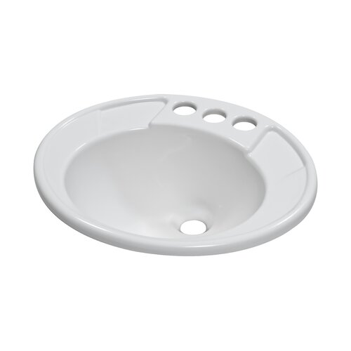 Deluxe Bathroom sink