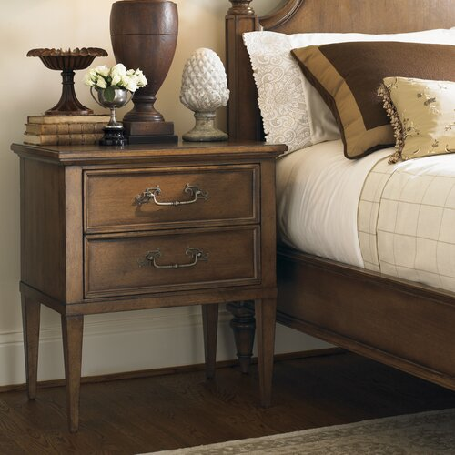 Quail Hollow 2 Drawer Nightstand