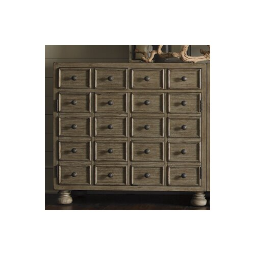 Lexington Twilight Bay Halsey Bunching 20 Drawer Chest