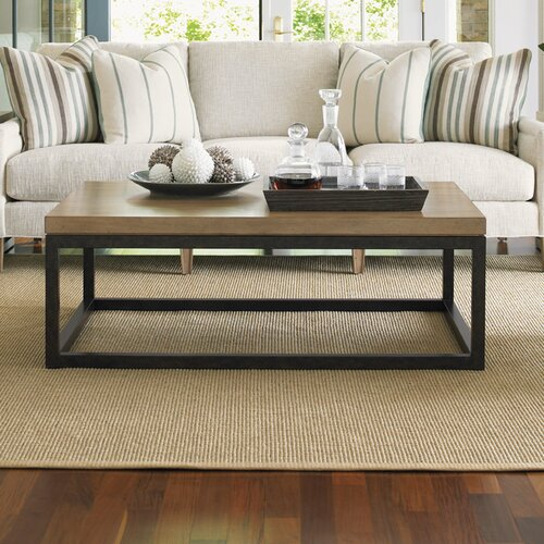 Lexington Monterey Sands Niles Canyon Coffee Table