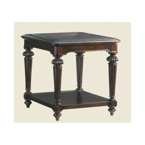 Island Traditions Sheffield Rectangular End Table