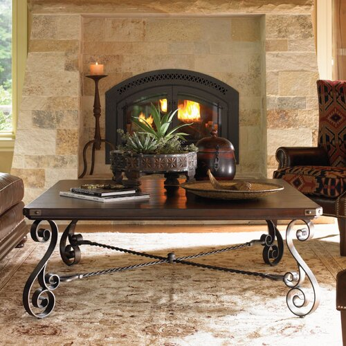 Lexington Fieldale Lodge Coffee Table