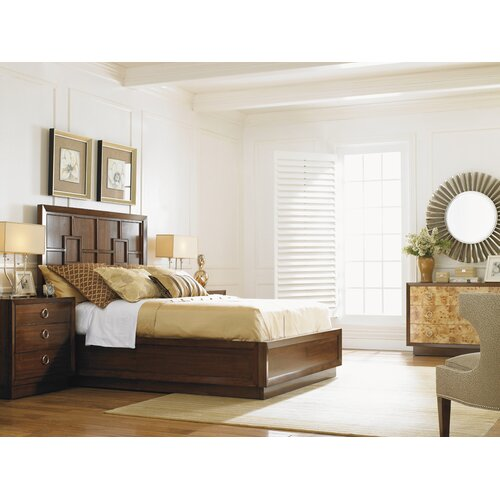 Lexington Mirage Harlow Panel Bed