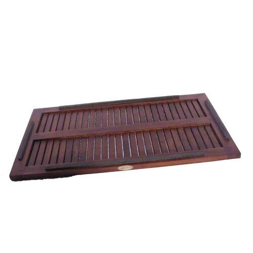 Decoteak Classic Spa Shower and Floor Mat