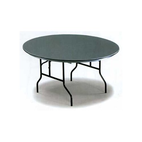 "Midwest Folding Products NLW Series 30"" Round Folding Table"