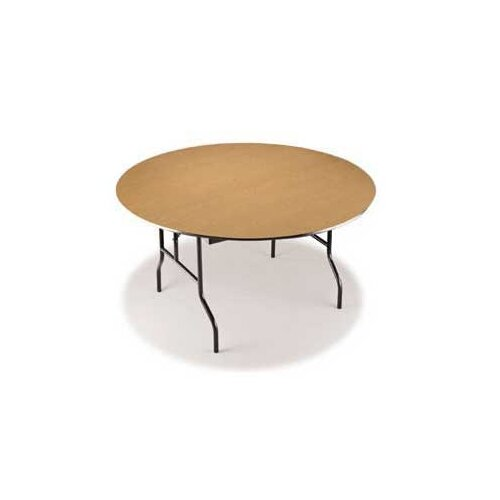 "Midwest Folding Products F Series 72"" Round Folding Table"