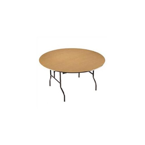 Midwest Folding Products F Series Round Folding Table