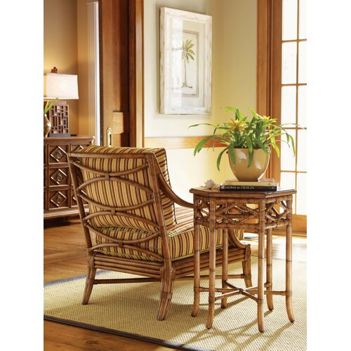 Tommy Bahama Home Beach House Coral Springs End Table