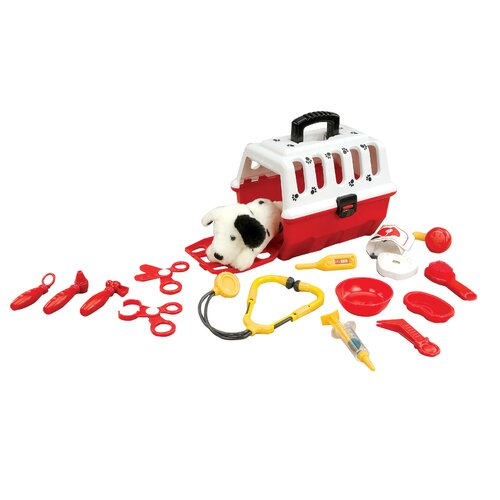 Battat Dalmation Vet Kit Toy