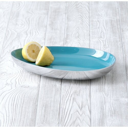 "Shiraleah Pop 11"" Freeform Platter"