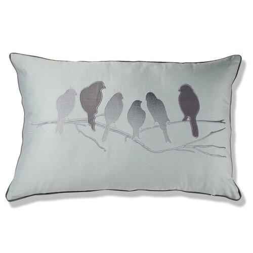 Magnolia Bird Breakfast Cushion