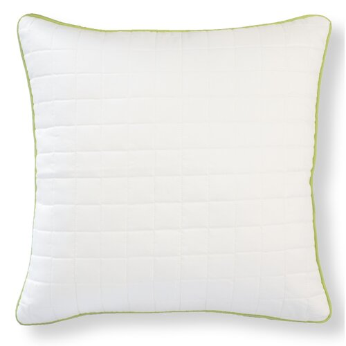 Nygard Home Wisteria Cotton Pillow