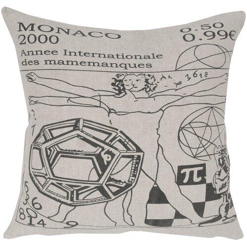 Atlas Print Pillow