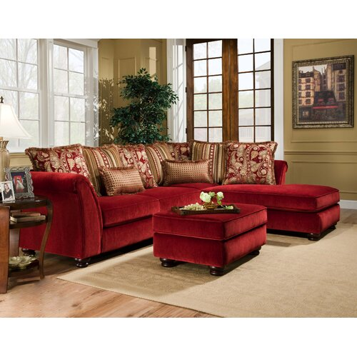 Alexandria 2 Piece Sectional