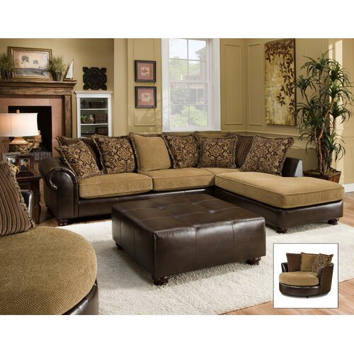 Dakota 2 Piece Sectional