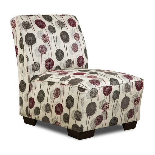 Dandelion Armless Accent Chair