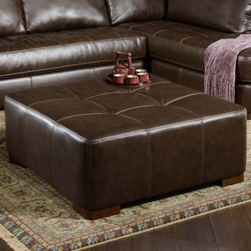 Fairfax Cocktail Ottoman
