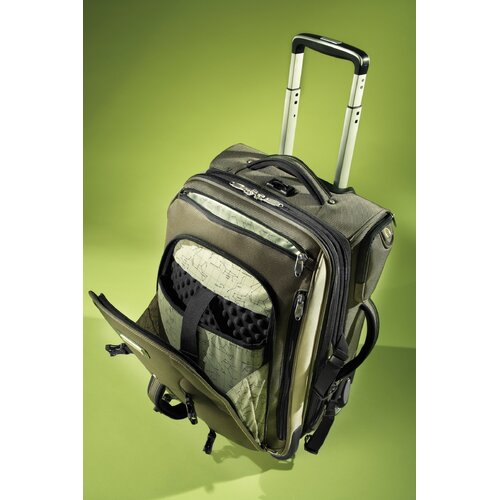 "National Geographic Northwall 22"" Expandable Suitcase"