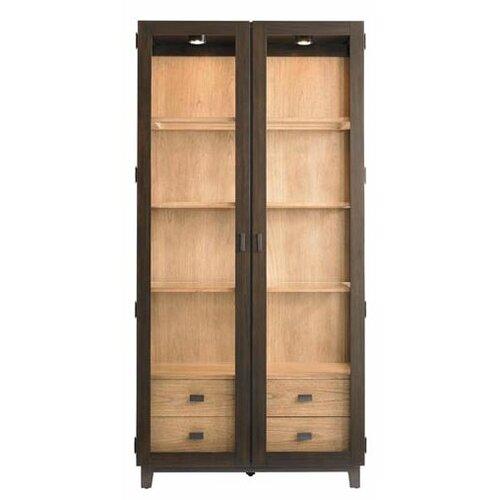 Pulaski Narrow Curio Cabinet Amp Reviews Wayfair