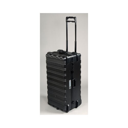 """Chicago Case Company """"Military-Ready"""" XL Jumbo 3-Pallet Tool Case (with built-in cart)"""