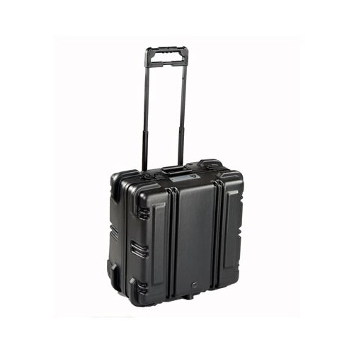 """Chicago Case Company """"Military-Ready"""" Square Tool Case (with built-in cart)"""