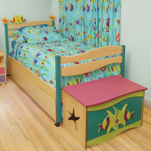Room Magic Tropical Seas Twin Bed