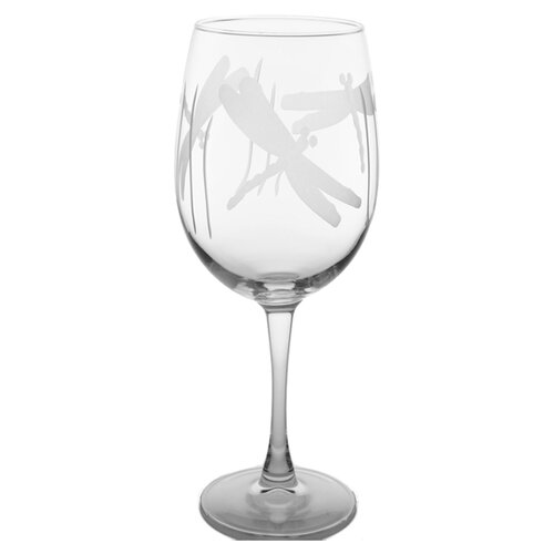 Wine enthusiast companies all purpose wine glass reviews wayfair - Wine enthusiast oversized wine glass ...