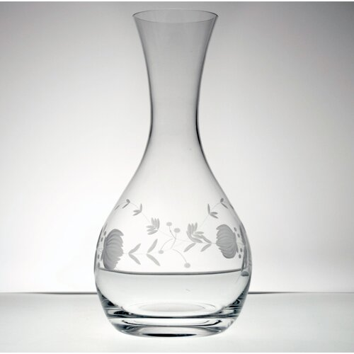 Adam's Rose Carafe