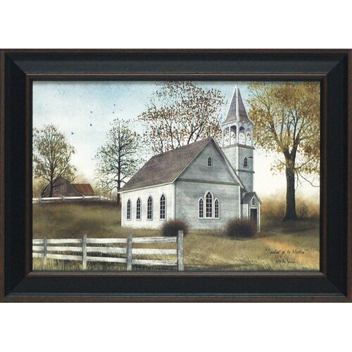 Artistic Reflections Sunday Go to Meetin' Framed Painting Print