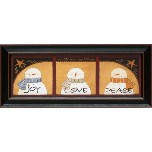 Artistic Reflections Three Wishes Framed Graphic Art