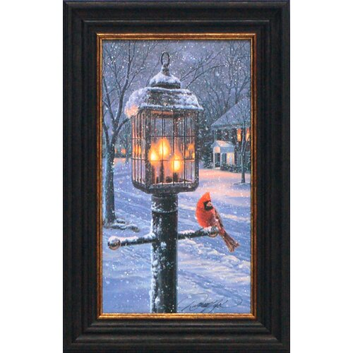 Warmth of Winter I Framed Painting Print
