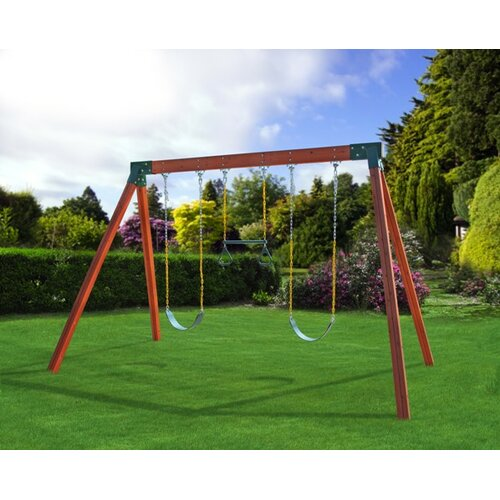 Eastern Jungle Gym Classic Cedar Swing Set