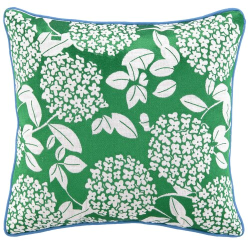 Cipriana Linen Embroidered Pillow